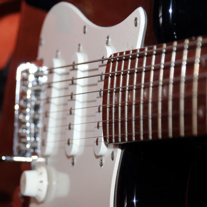 Een cadeau gitaar spelen leren